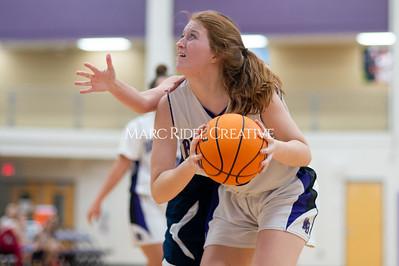 Broughton Lady Caps JV basketball vs Leesville. December 18, 2019. D4S_9792