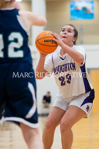 Broughton Lady Caps JV basketball vs Leesville. December 18, 2019. D4S_9776