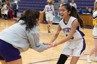 Broughton Lady Caps JV basketball vs Leesville. December 18, 2019. D4S_9643