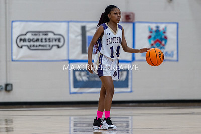 Broughton girls varsity vs Leesville. Play4Kay. February 4, 2020. D4S_9548