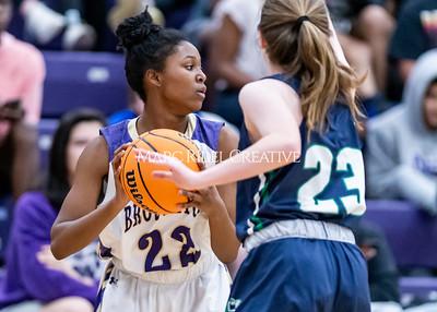Broughton girls varsity vs Leesville. Play4Kay. February 4, 2020. D4S_9817