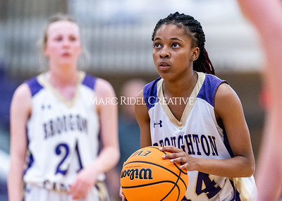 Broughton girls varsity vs Leesville. Play4Kay. February 4, 2020. D4S_9659