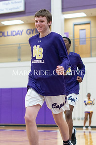 Broughton JV basketball vs Leesville. December 18, 2019. D4S_0137