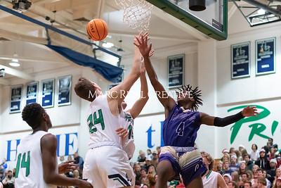 Broughton varsity basketball vs Leesville. December 18, 2019. MRC_9356