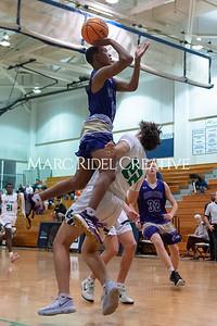 Broughton varsity basketball vs Leesville. December 18, 2019. D4S_0905