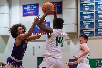 Broughton varsity basketball vs Leesville. December 18, 2019. D4S_0793