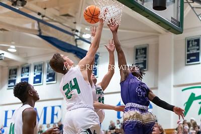 Broughton varsity basketball vs Leesville. December 18, 2019. MRC_9355