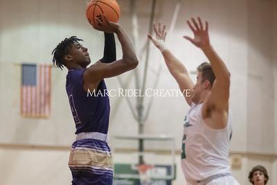 Broughton varsity basketball vs Leesville. December 18, 2019. MRC_9256