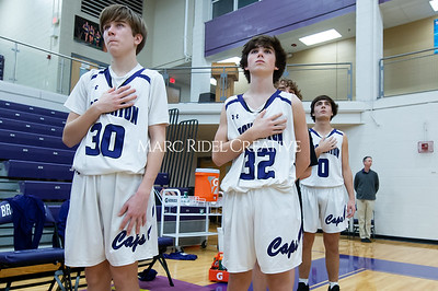 Broughton boys JV basketball vs Milbrook. February 13, 2020. D4S_4334