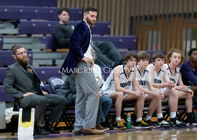 Broughton boys JV basketball vs Milbrook. February 13, 2020. MRC_4759
