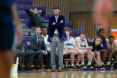 Broughton boys JV basketball vs Milbrook. February 13, 2020. D4S_4370