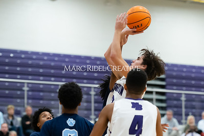 Broughton boys JV basketball vs Milbrook. February 13, 2020. D4S_4373