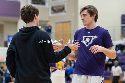 Broughton varsity basketball vs Millbrook. January 14, 2020. D4S_8986