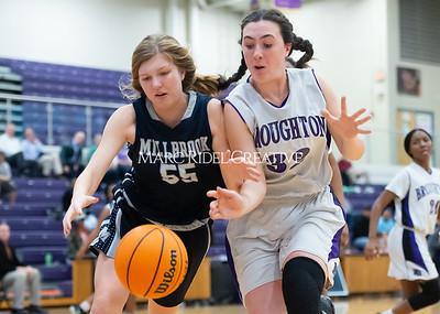 Broughton girls JV basketball vs Milbrook. February 13, 2020. D4S_4123