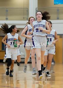 Broughton girls JV basketball vs Milbrook. February 13, 2020. D4S_4134