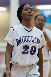 Broughton girls JV basketball vs Milbrook. February 13, 2020. D4S_4131