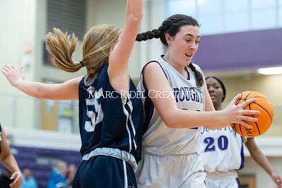 Broughton girls JV basketball vs Milbrook. February 13, 2020. D4S_4113