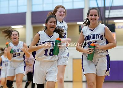 Broughton girls JV basketball vs Milbrook. February 13, 2020. D4S_4140