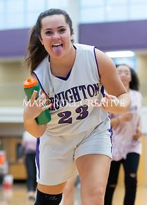 Broughton girls JV basketball vs Milbrook. February 13, 2020. D4S_4144