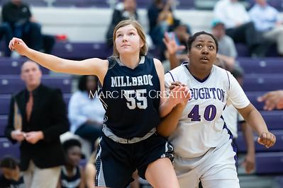 Broughton girls JV basketball vs Milbrook. February 13, 2020. D4S_4101