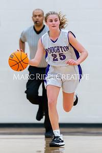 Broughton JV girls basketball vs Sanderson. January 9, 2020. D4S_7508
