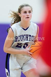 Broughton JV girls basketball vs Sanderson. January 9, 2020. D4S_7460