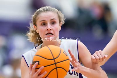 Broughton JV girls basketball vs Sanderson. January 9, 2020. D4S_7472