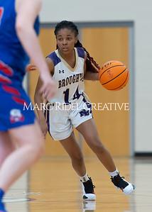 Broughton boys and girls varsity basketball vs Sanderson. Senior night. February 11, 2020. D4S_3132