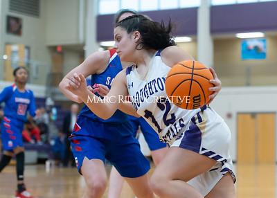 Broughton boys and girls varsity basketball vs Sanderson. Senior night. February 11, 2020. D4S_3158