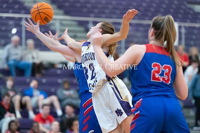 Broughton boys and girls varsity basketball vs Sanderson. Senior night. February 11, 2020. D4S_3163