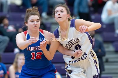 Broughton boys and girls varsity basketball vs Sanderson. Senior night. February 11, 2020. D4S_3160