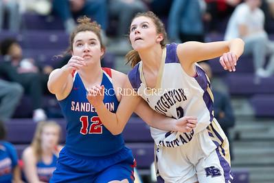 Broughton boys and girls varsity basketball vs Sanderson. Senior night. February 11, 2020. D4S_3161