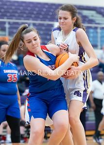Broughton boys and girls varsity basketball vs Sanderson. Senior night. February 11, 2020. D4S_3078