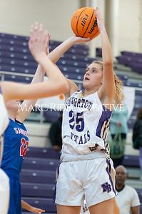 Broughton boys and girls varsity basketball vs Sanderson. Senior night. February 11, 2020. D4S_3045