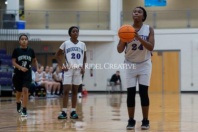 Broughton JV basketball vs Southeast Raleigh. December 12, 2019. D4S_5539
