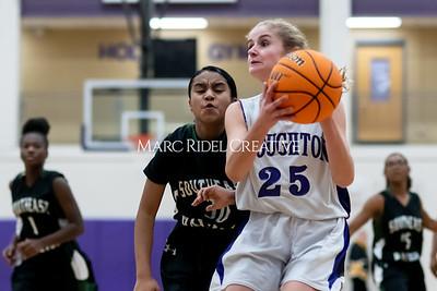 Broughton JV basketball vs Southeast Raleigh. December 12, 2019. MRC_8640