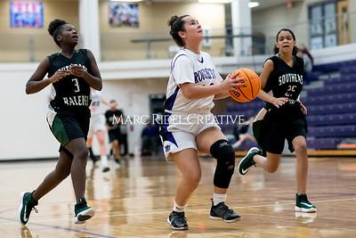 Broughton JV basketball vs Southeast Raleigh. December 12, 2019. MRC_8656