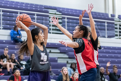 Broughton girls basketball vs Wake Forest. November 14, 2019. MRC_6468