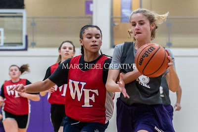 Broughton girls basketball vs Wake Forest. November 14, 2019. D4S_9519