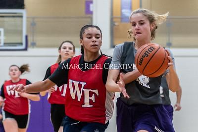 Broughton girls basketball vs Wake Forest. November 14, 2019. D4S_9519