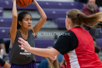 Broughton girls basketball vs Wake Forest. November 14, 2019. D4S_9481