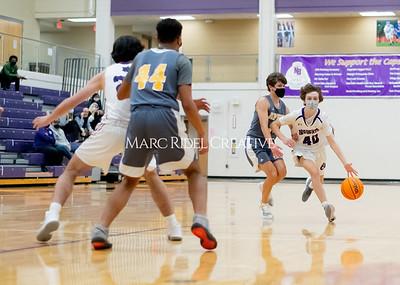 Broughton Boys Basketball vs Apex. January 6, 2021