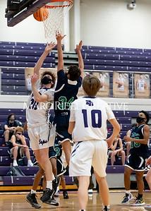 Broughton JV basketball vs Leesville. February 4, 2021