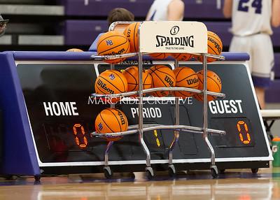 Broughton varsity basketball vs Sanderson. January 22, 2021