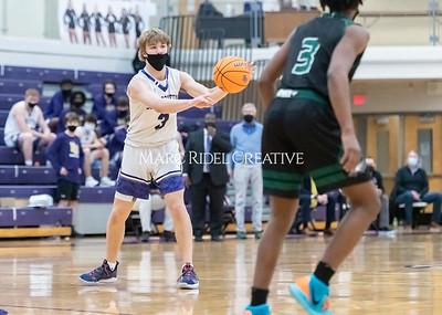 Broughton varsity basketball vs. February 9, 2021