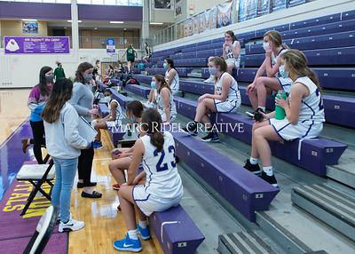 Broughton basketball vs Leesville. January 15, 2021