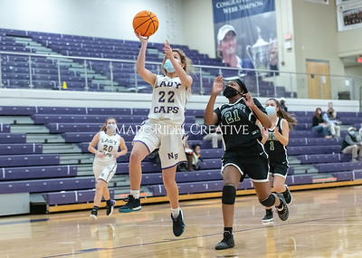 Broughton jv basketball vs Green Hope. January 11, 2021