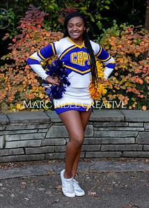Broughton cheerleading seniors. November 8, 2019. MRC_5663