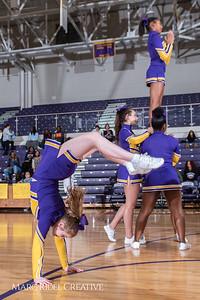 Broughton girls varsity basketball vs Millbrook. February 15, 2019. 750_7244