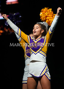 JV Cheerleading. December 7, 2019. D4S_2823
